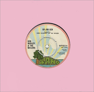Bob Marley & The Wailers - So Jah Seh // Natty Dread (7