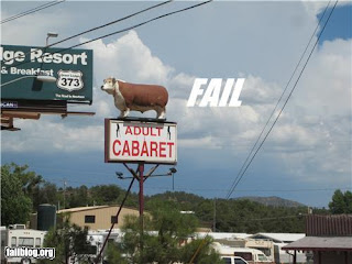adult entertainment - no bull!