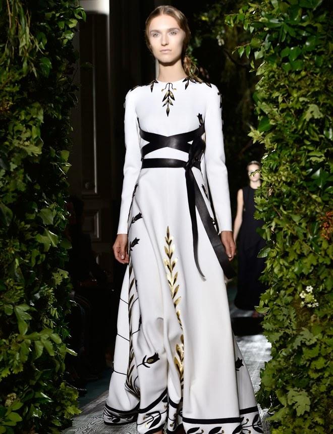 Valentino Alta Costura París OI 2014/15