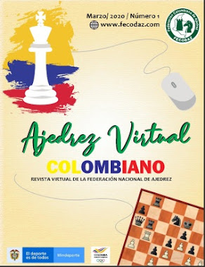 REVISTA: AJEDREZ VIRTUAL COLOMBIANO (Dar clic a la imagen)