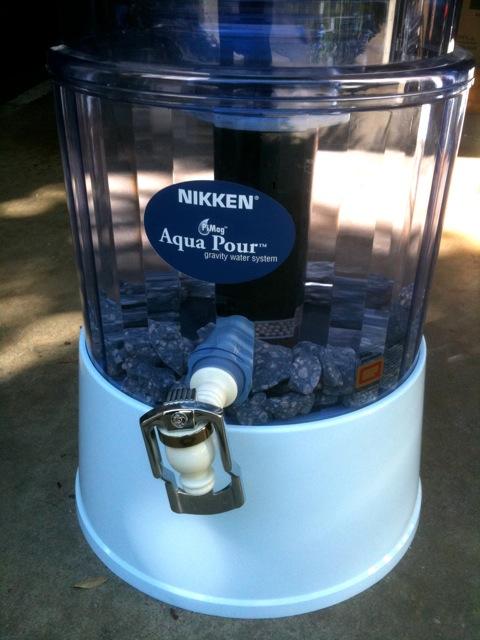 Heygreenie Nikken Pimag Aqua Pour