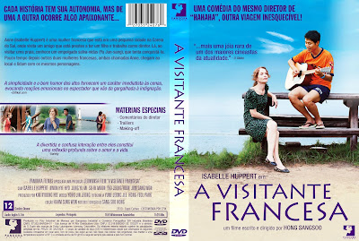 Filme Filme A Visitante Francesa