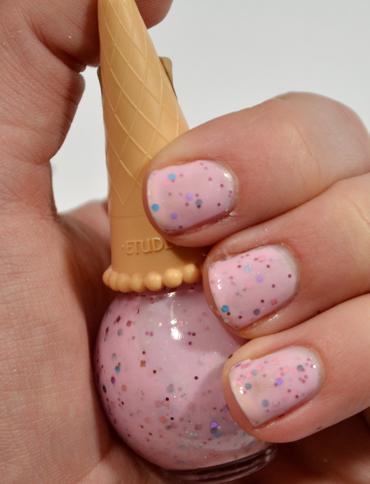 Review & Swatchfest: Etude House Sweet Recipe Ice Cream Nail Polish ...