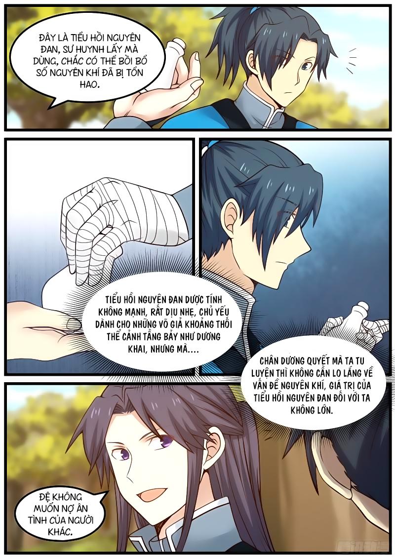 Võ Luyện Đỉnh Phong chap 34 - Trang 4