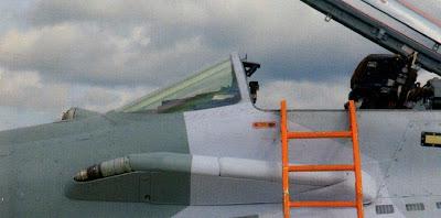 истребителя МиГ 29 СМТ
