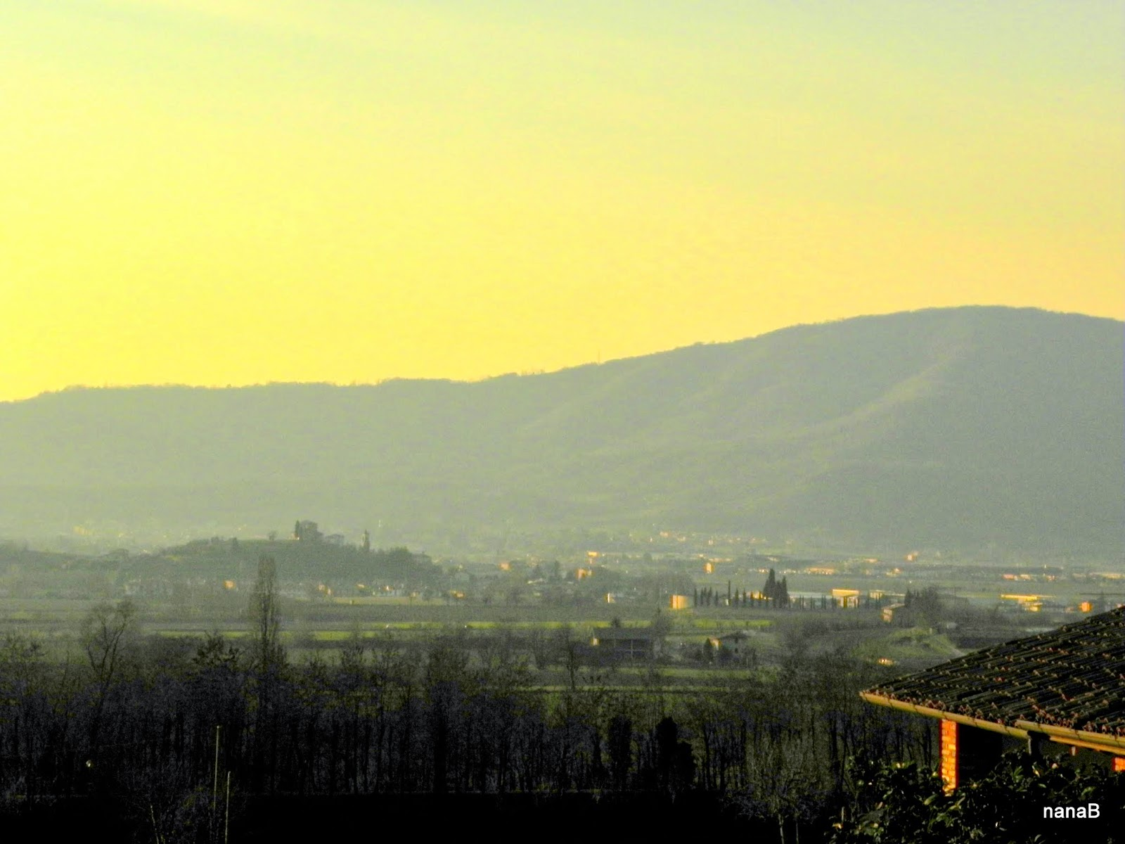 franciacorta sunset