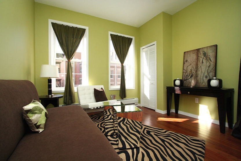 Great Green Color Paint Living Room Ideas 833 x 556 · 283 kB · jpeg