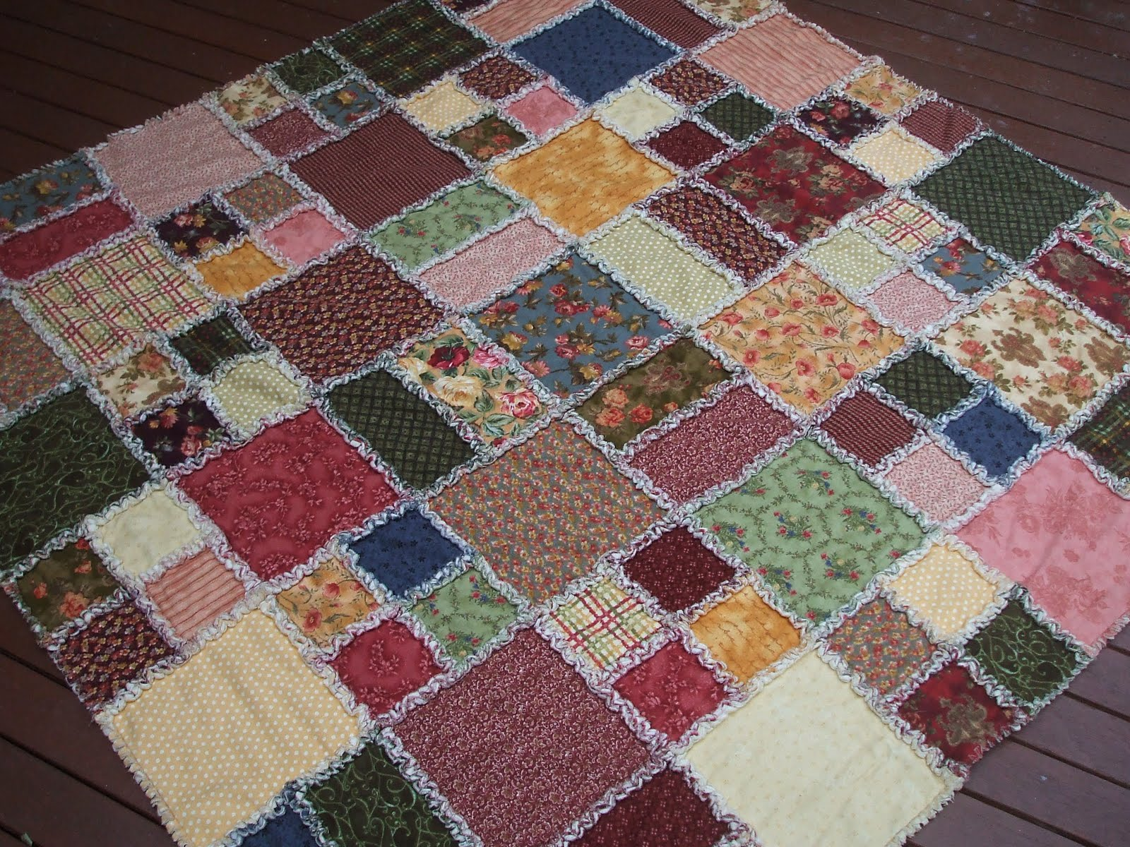 Quilt Patterns For Flannel : Cabbage Quilts: Do You Flannel?
