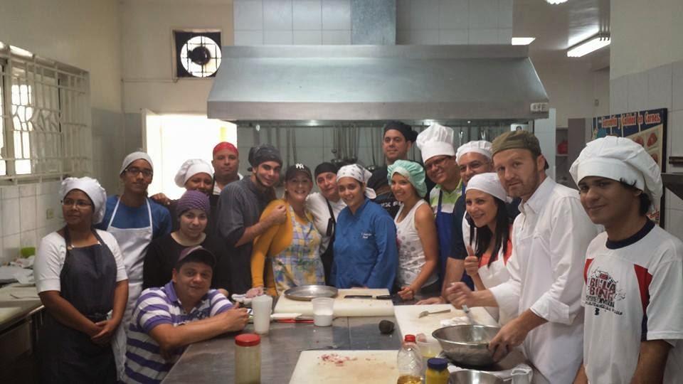 El budare del cega grupo del taller de t cnicas b sicas - Tecnicas basicas de cocina ...