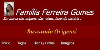 Família Ferreira Gomes
