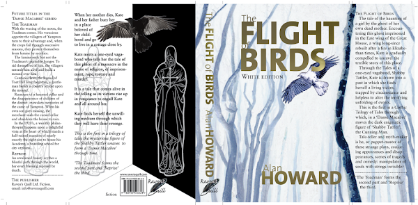 NEW BOOK  THE FLIGHT OF BIRDS  ALAN HOWARD (OUT NOW)
