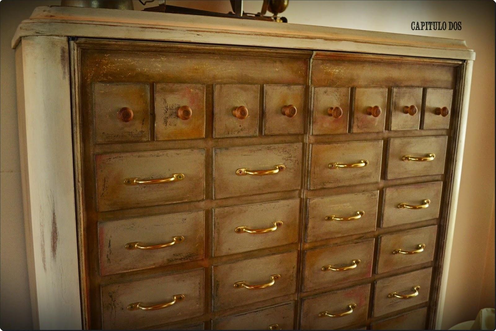 Capitulo dos un mueble con trampa - Tiradores para muebles antiguos ...