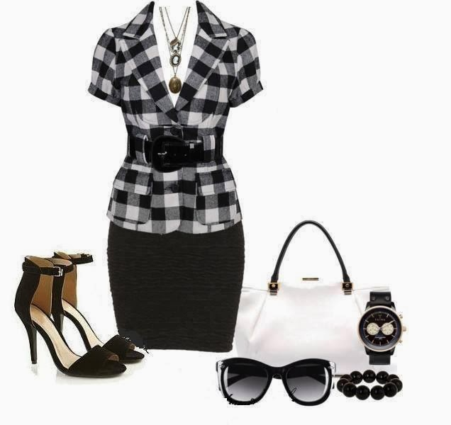 Ladies Outfit set