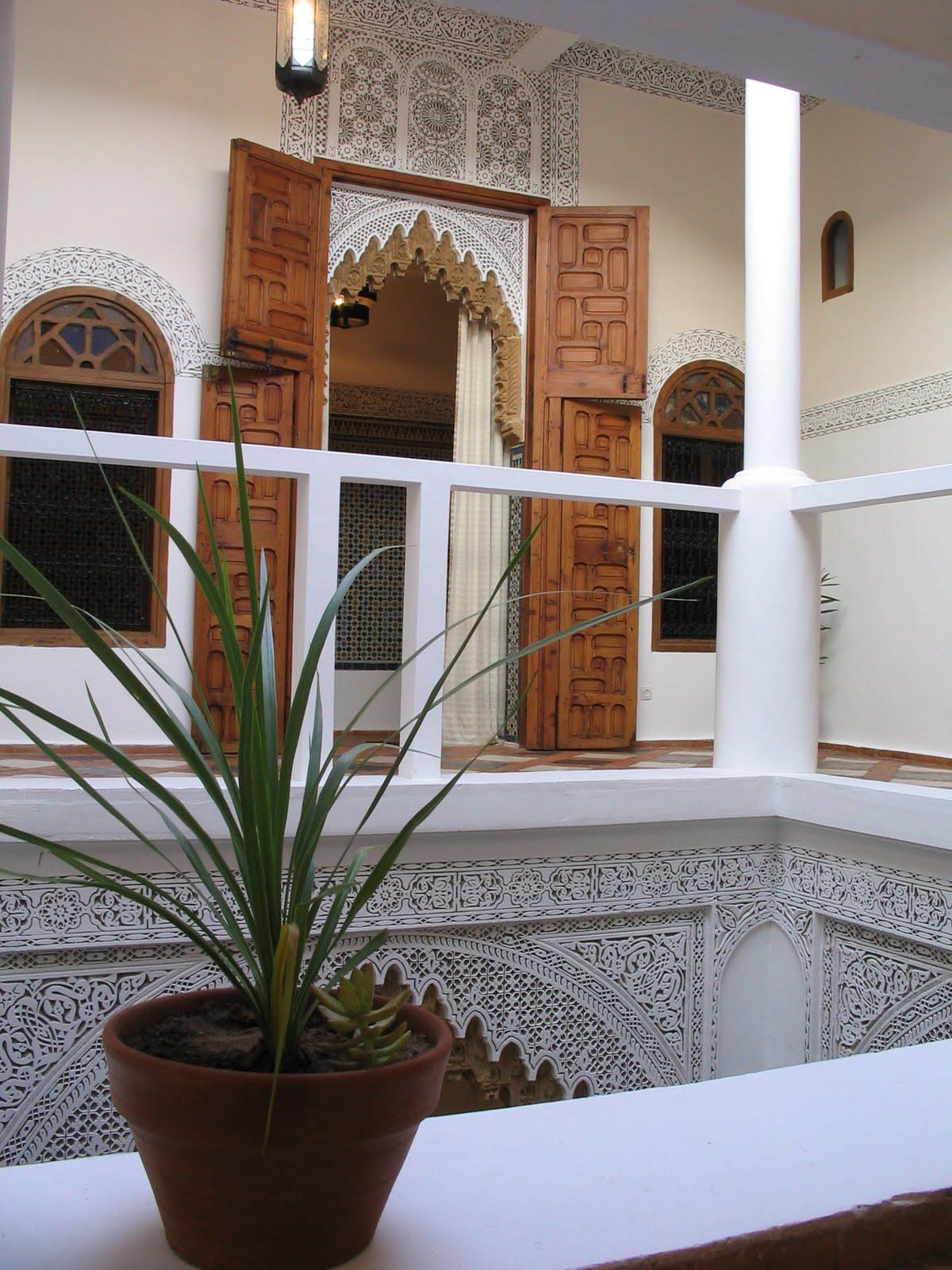 Riad dar soufa maison d'hôtes rabat: nos 5 chambres
