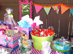 Nellie's Colorful Tea Party