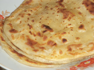 Kenyan Cook: How to Make Kenyan Chapati
