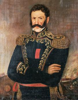 """JOSÉ """"FRAILE"""" ALDAO (MENDOZA, 1785 - 1845)"""