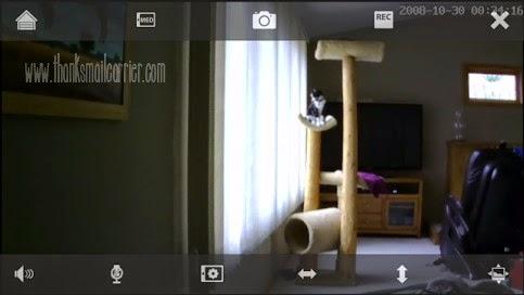Neposmart camera