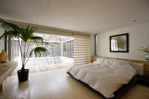 Decorar quarto de casal japonês
