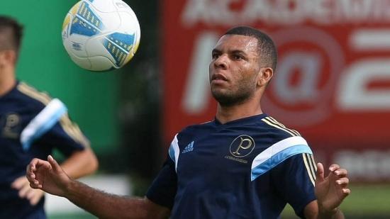 Amaral deve ser o substituto de Gabriel no Palmeiras