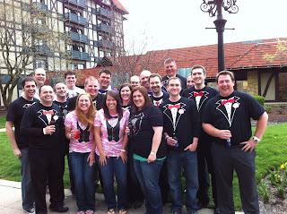 Accountants in Tux Tees