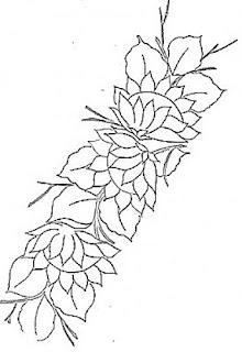 desenho de girassol para pintar
