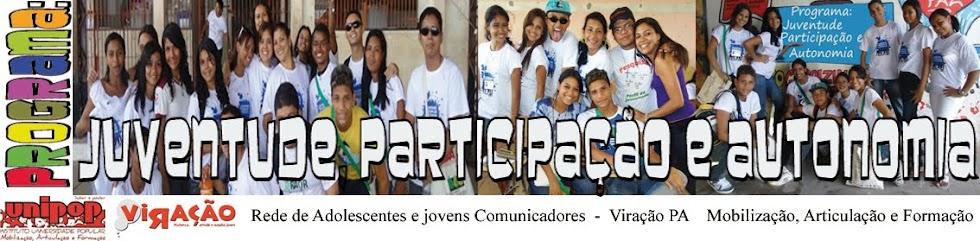 Juventude, Participação e Autonomia