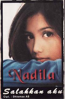 Nadila-Salahkan Aku (1996)