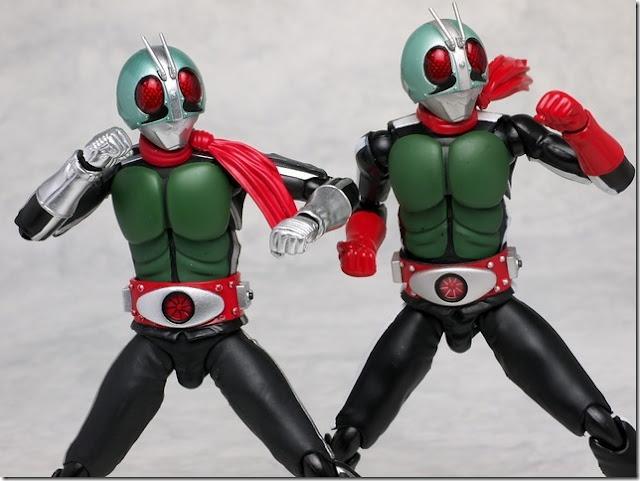SHFiguarts Kamen Rider shin 2