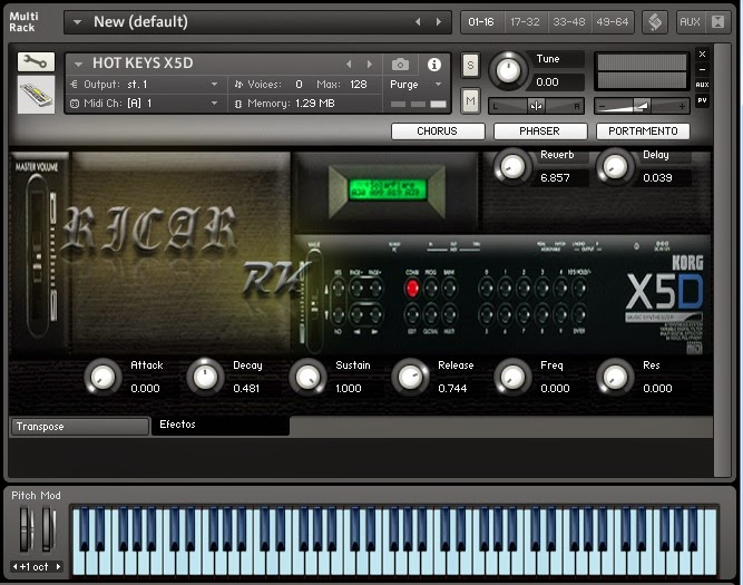 how to add nki to kontakt 5