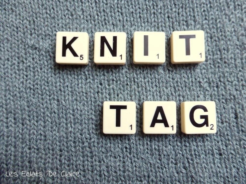 Claire dans tous ses clats le knit tag - Combien de temps pour qu un coup de soleil parte ...