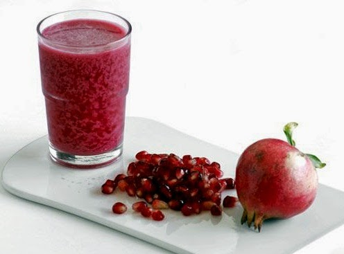 Benefits of Pomegranate For Healthy