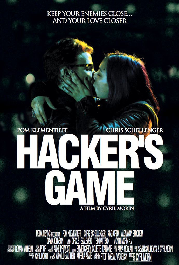 Movie Hacker's Game (2015) HDRip 400MB