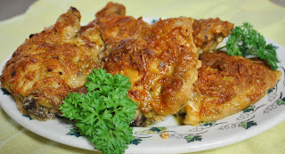 Baked Paprika-Parmesan Chicken  from Best of Long Island and Central Florida