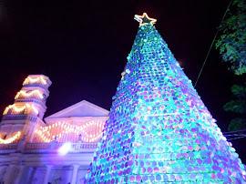 Parque Envigado in December