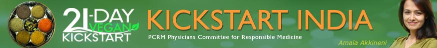 21 Day Kickstart India Banner