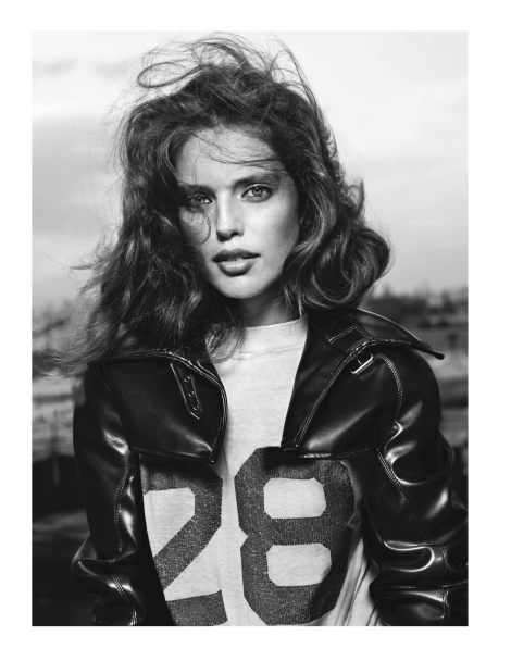 Emily DiDonato by John Scarisbrick for Intermission Magazine