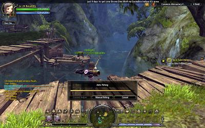 Dragon Nest - Auto Fishing