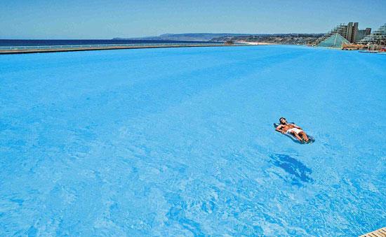 World Biggest Swimming Pool Golberz Com