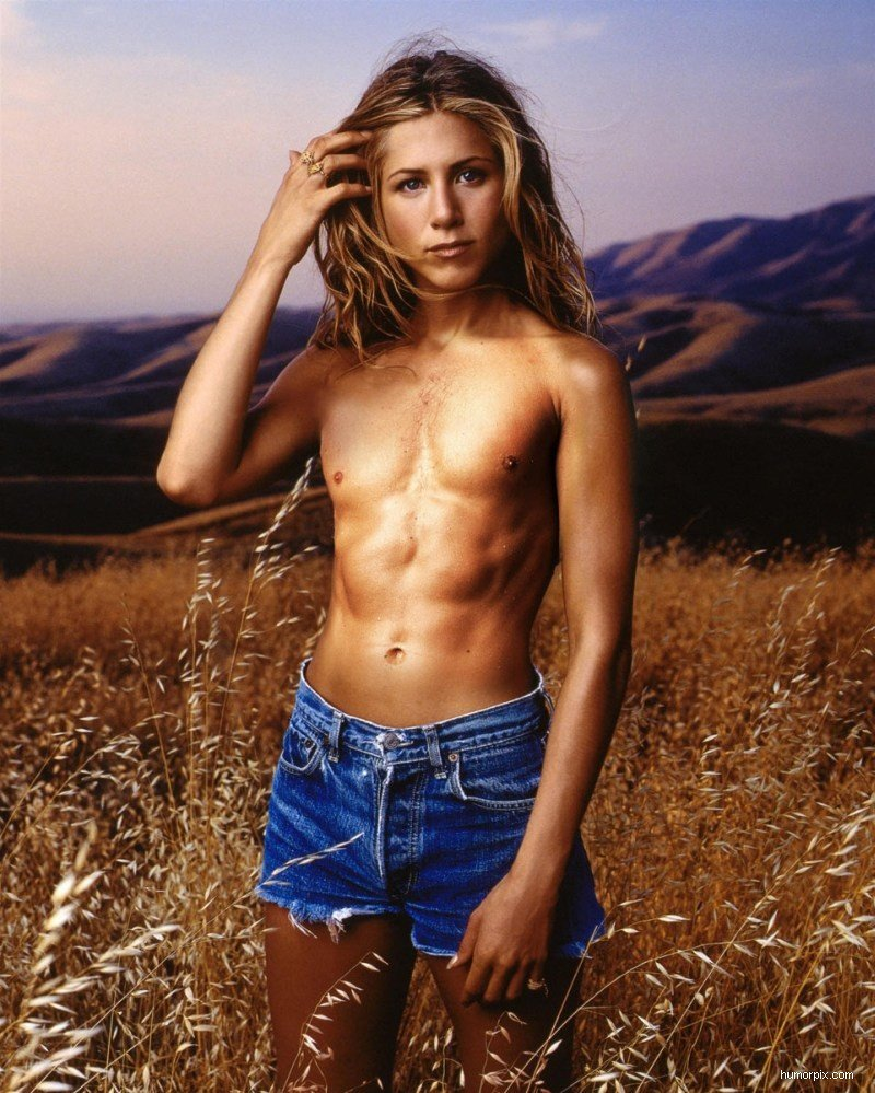 jennifer aniston young naked