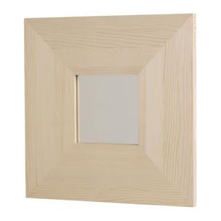 Malma espejo de Ikea