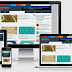 The Grid Responsive Blogger Template