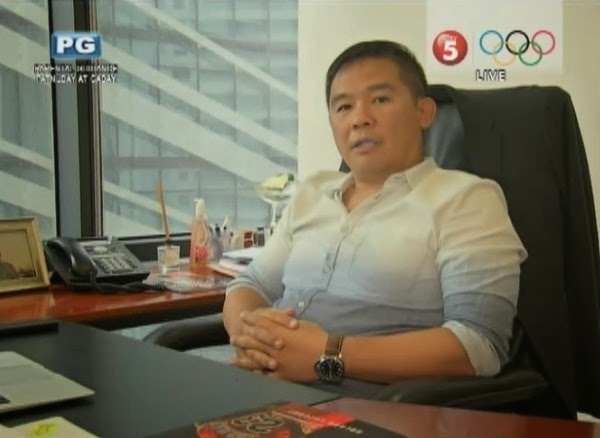 Chot Reyes reveals Gilas Pilipinas lineup for 2014 FIBA Asia Cup