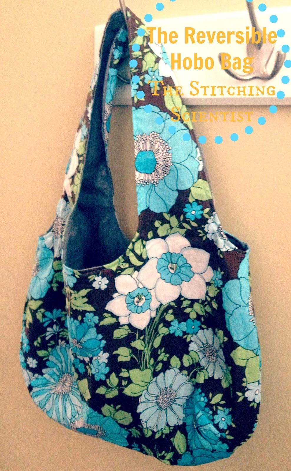 The Reversible Hobo Bag  84161e9270677