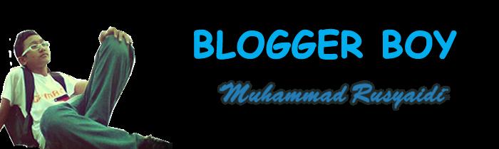 محمد روشايدي @ Muhammad Rusyaidi