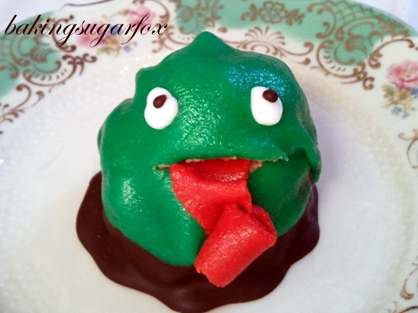 Sugarfox Recipe For Kajkage Danish Frog Cake