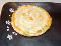 Chinese green onion pancake recipe Cong You Bing