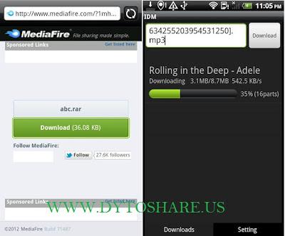IDM, Android, Samsung, Download, Versi terbaru