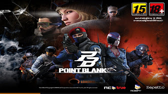 Gambar Games Cool Point Blank Indonesia