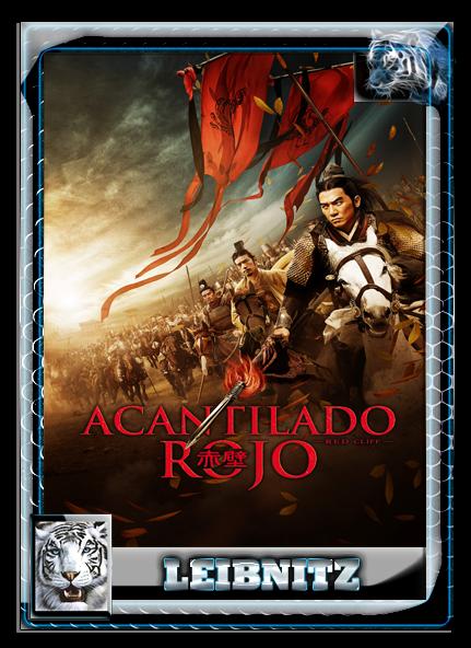 Acantilado Rojo Parte 1 y 2 [BrRip] [Chino + Sub.]